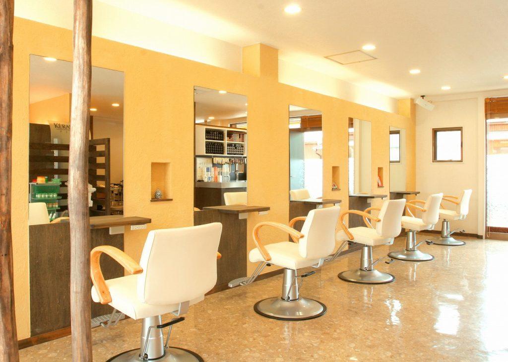 『Hair Salon VIVRE』様