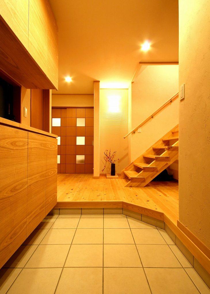 2世帯住宅への全面改装