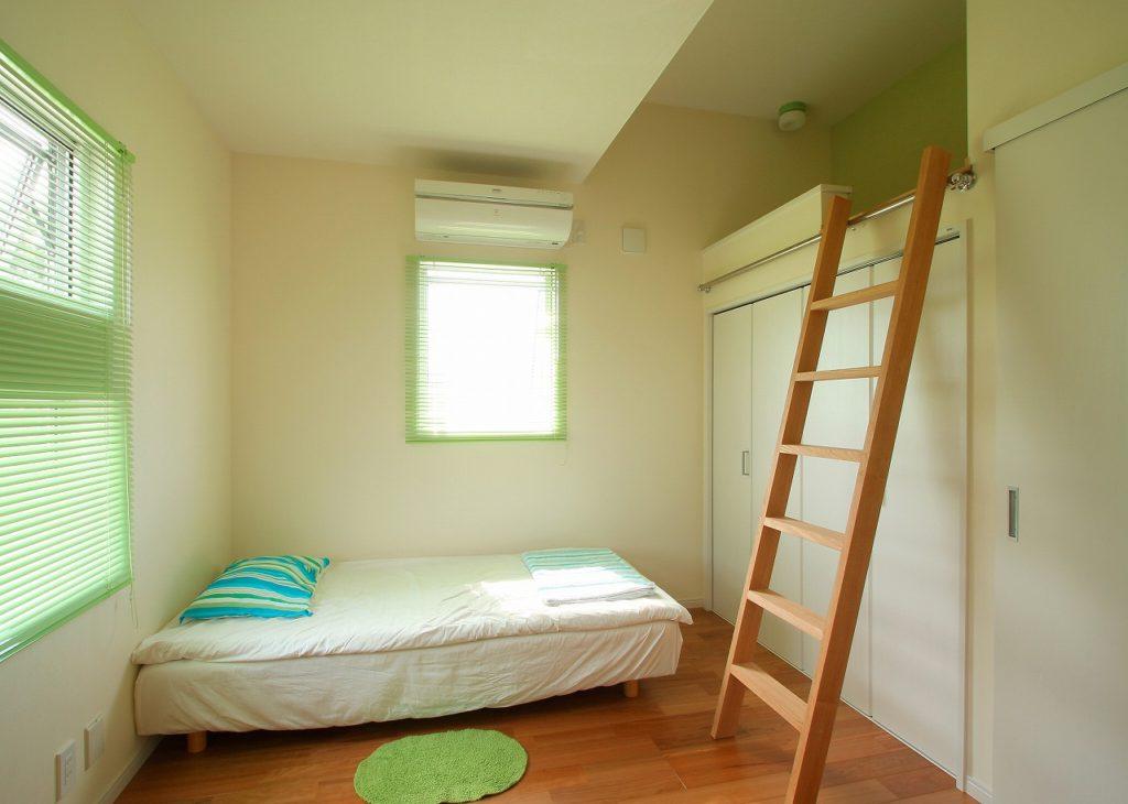 部屋数を増やした全面改装