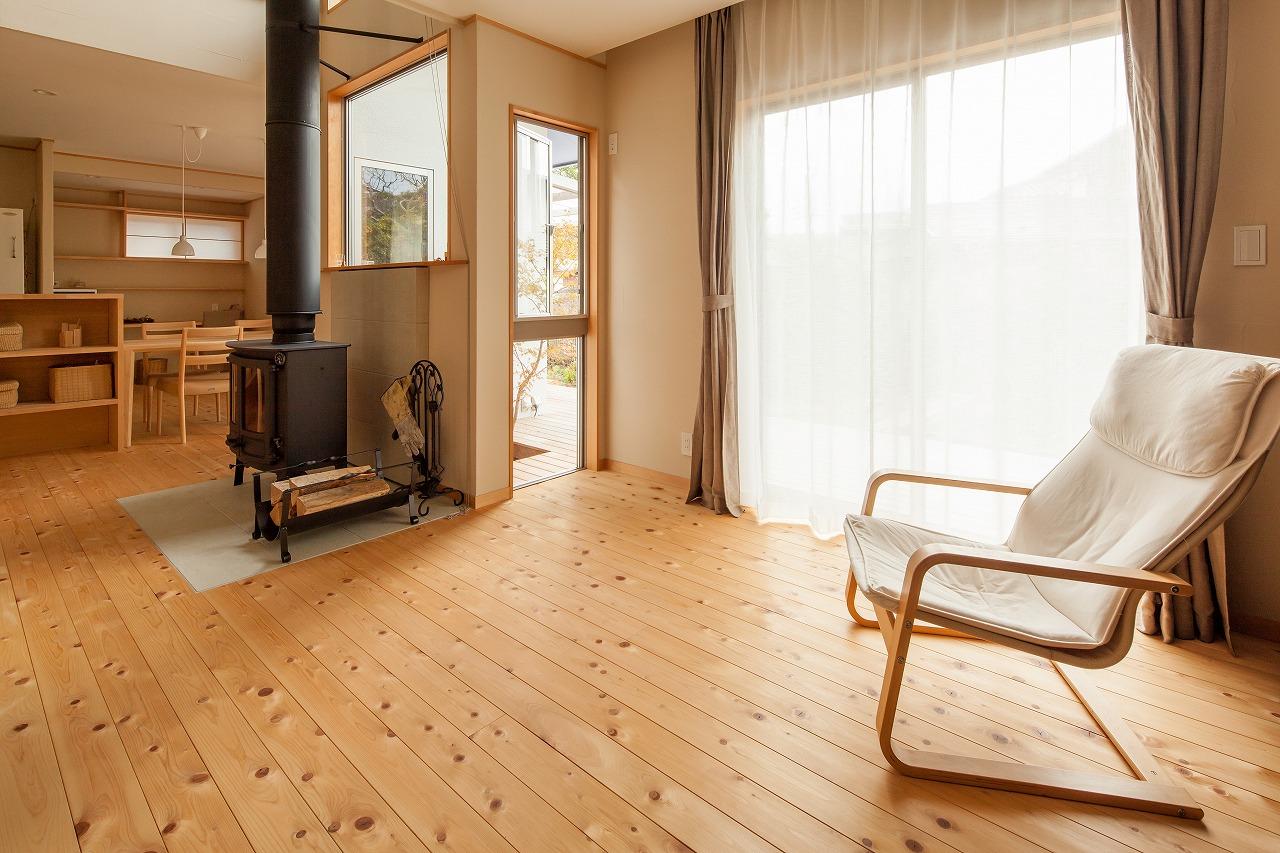 環境配慮型設計の家