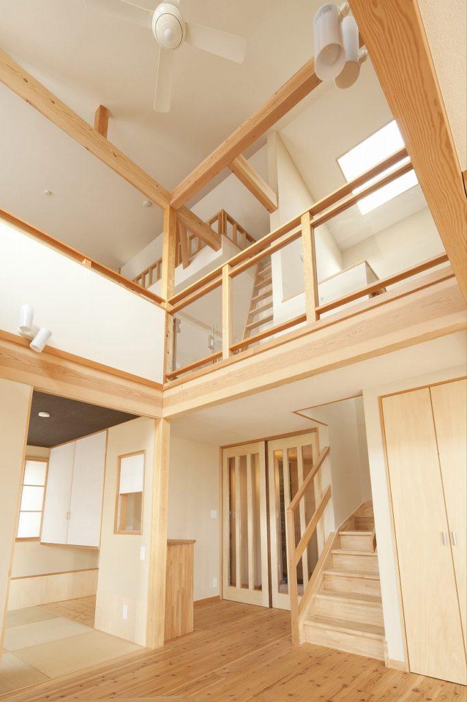 環境配慮型設計の新築住宅