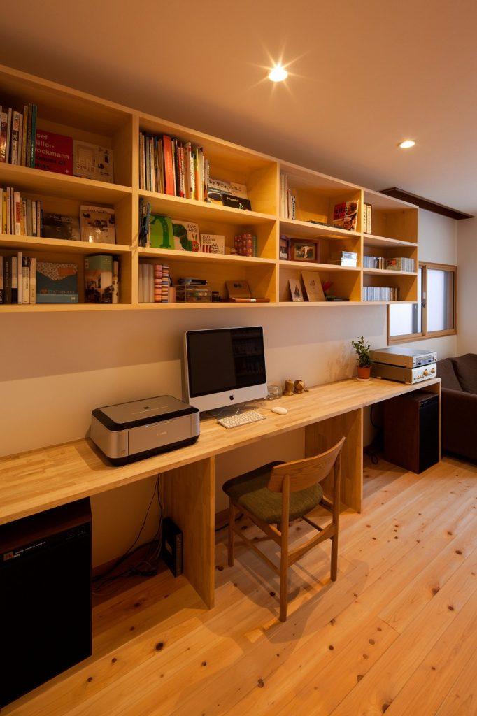 狭小の賃貸住宅から明るさ得られる居住空間へ