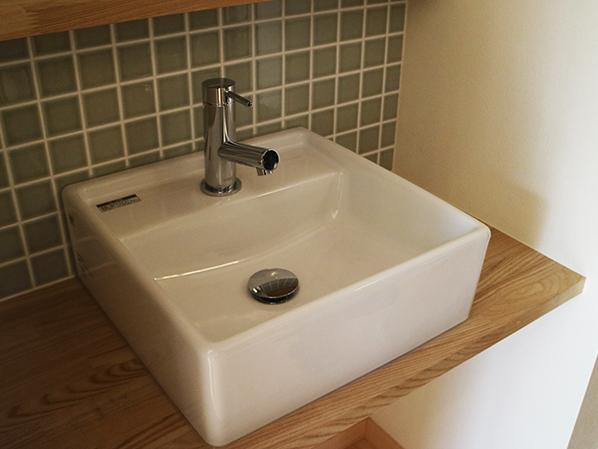 シンプル手洗い