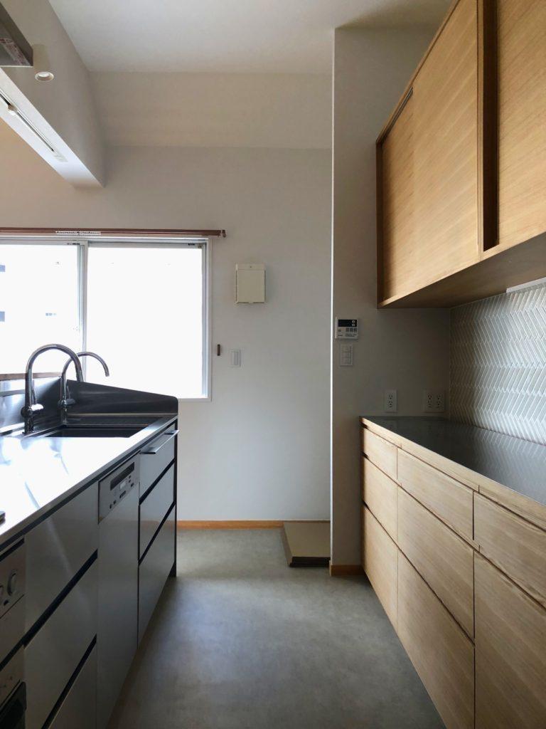 プロ仕様 オールステンレス製キッチン