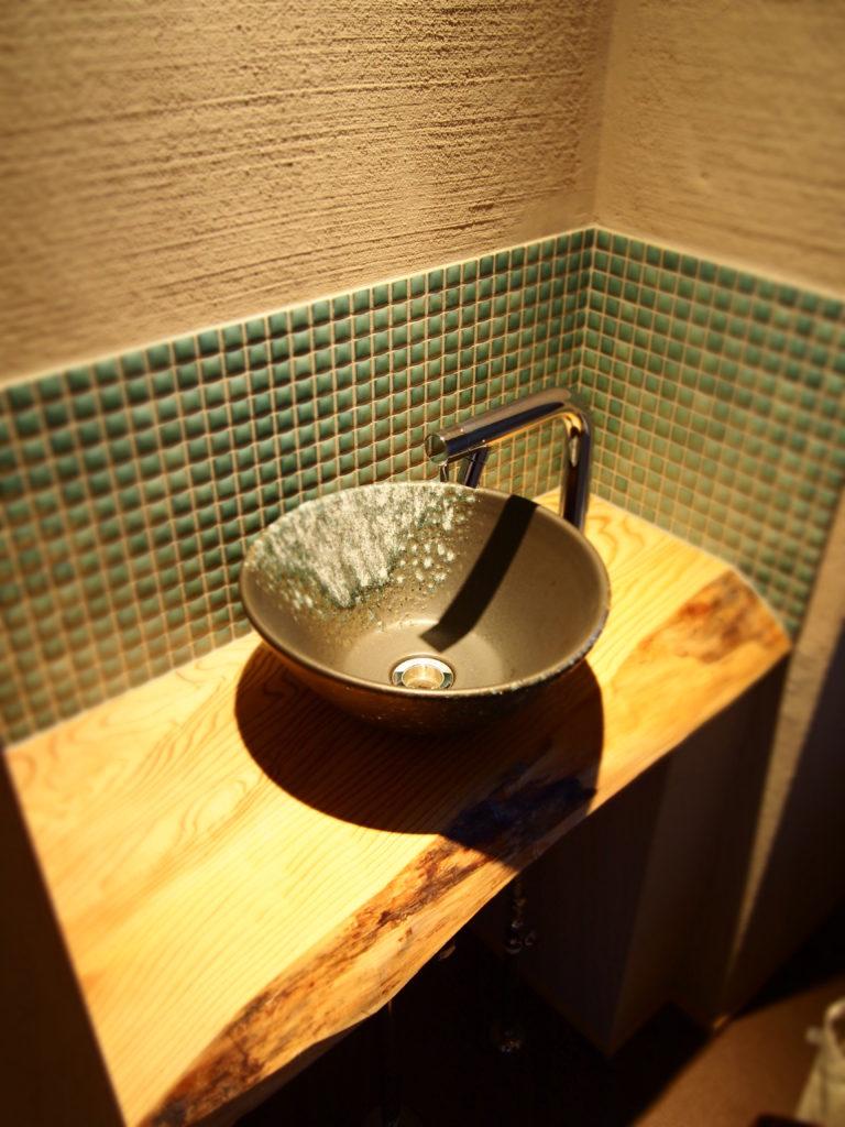 和&レトロな手洗い