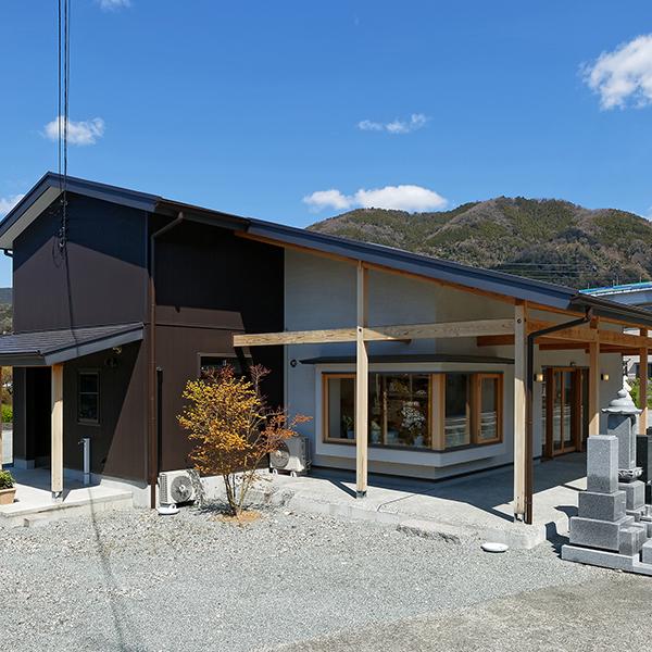 石材店の事務所