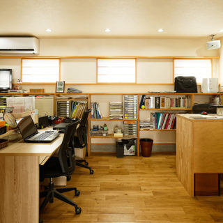 事務所の目視率