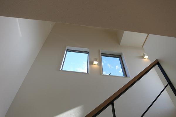 光を届ける窓