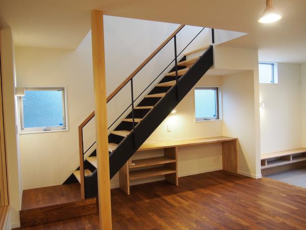 アクセント階段