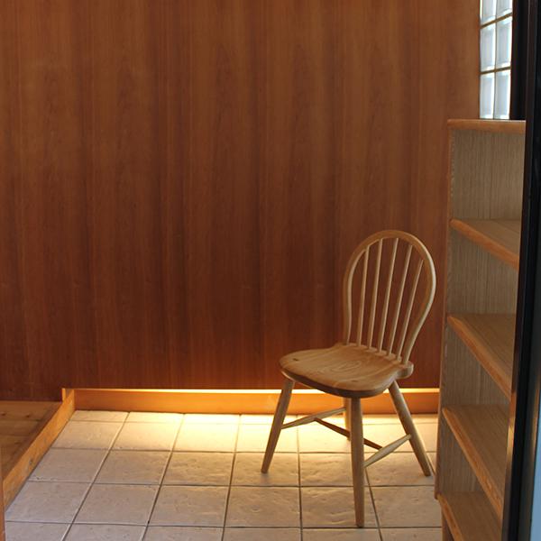 アメリカンチェリーの家具の使い方