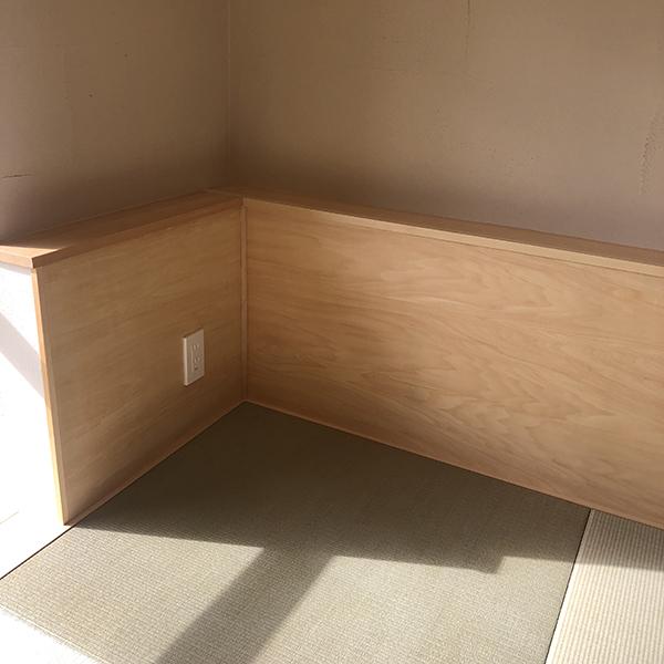畳コーナーのコーナー