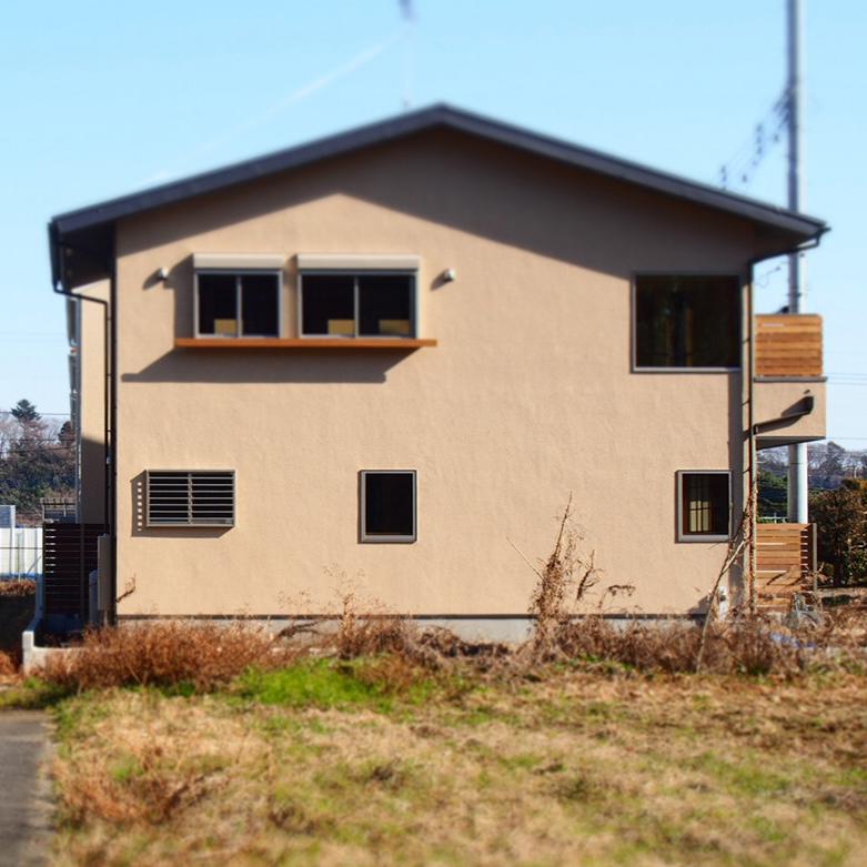 愛川町の家