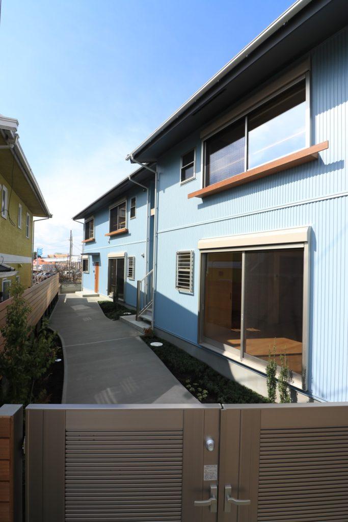 厚木市新築アパート設計