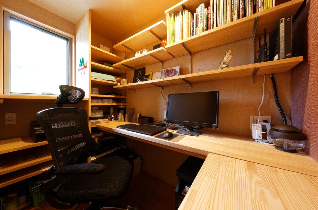 完全個室のワーキングスペース