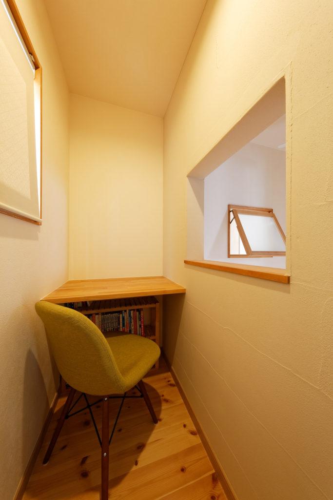 小さな書斎
