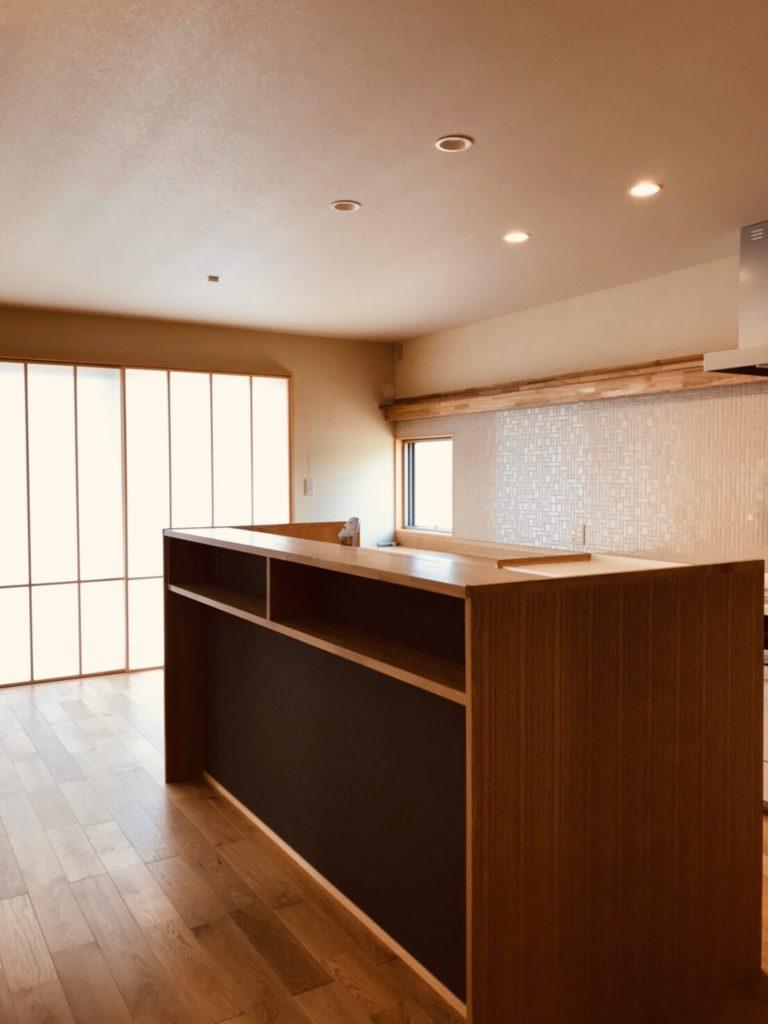 プラスαの新築キッチン