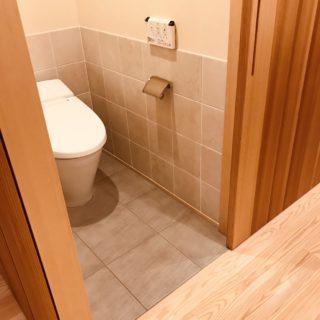 バリアフリーなトイレ