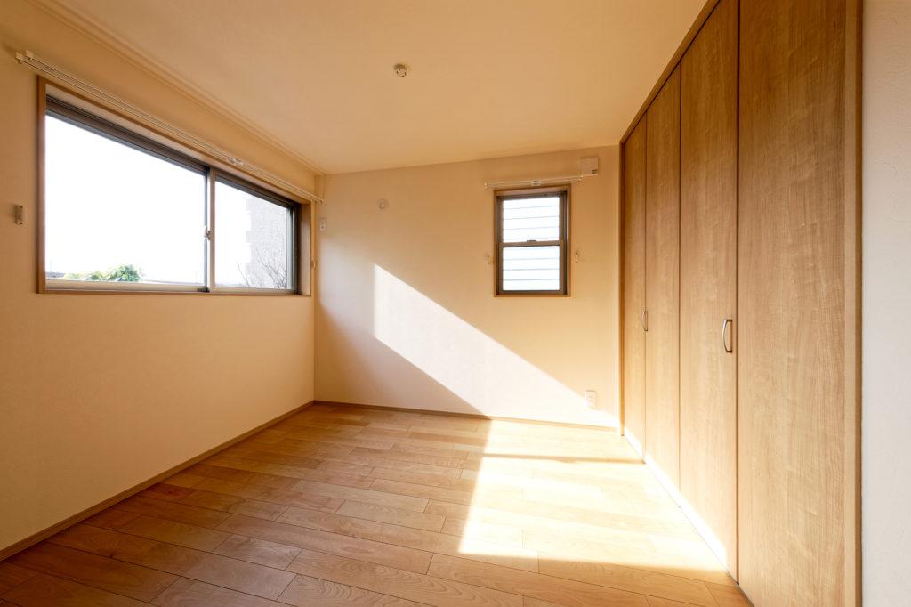厚木賃貸アパート 大容量の収納