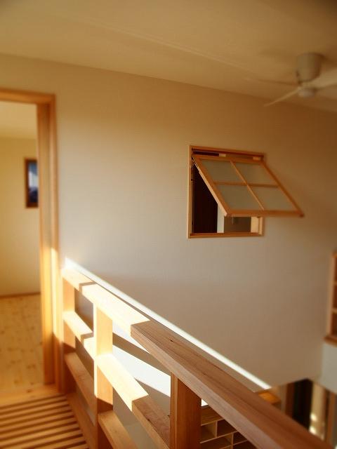 2階子供部屋の内窓