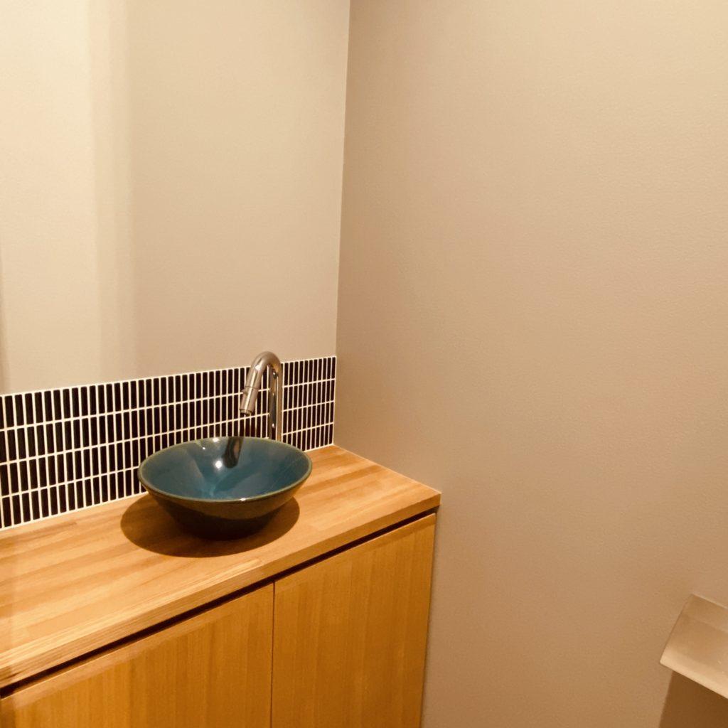 毎日使う場所だから  トイレは素敵に