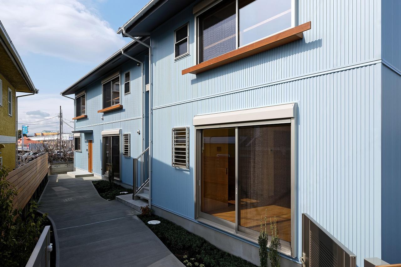 優建築工房らしい賃貸住宅のご提案